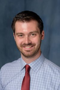 Christoper Campbell, Clinical Assistant Professor, Pharmacy, PTR