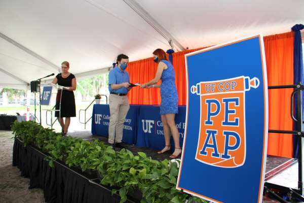 PEAP Pinning Ceremony 2021