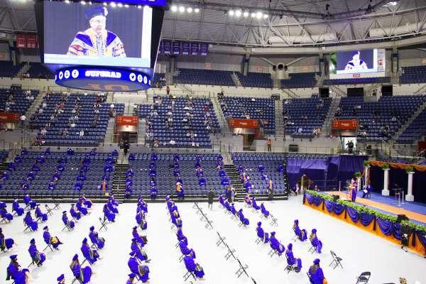 2021 Ph.D. Ceremony