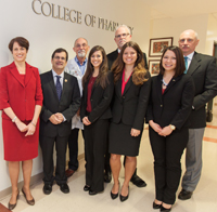 Dean Julie Johnson, Rep. Bilirakis, Tom Munyer, Amy Kiskaddon, Sven Normann, Samantha Roughton, Amy Shook, and John Gums