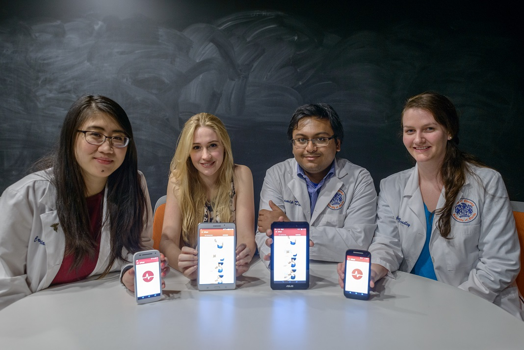 Uf Pharmacy Students Develop App To Connect Cpr Providers Cardiac