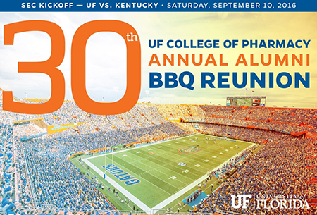 30th Annual Alumni BBQ Reunion