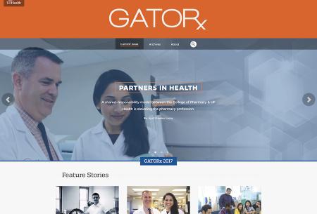 GATORx screen capture