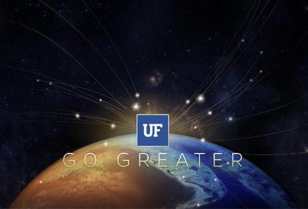 UF Go Greater Campaign