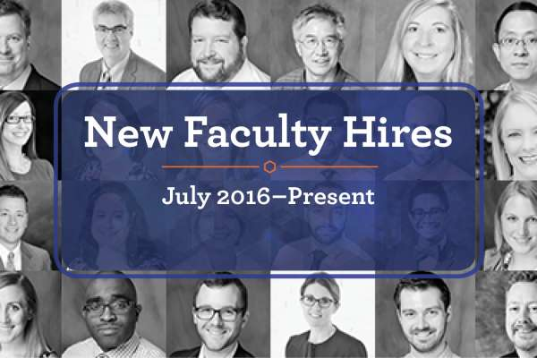 New Faculty overlay