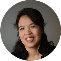 Photo of Dr. Jinying Zhao