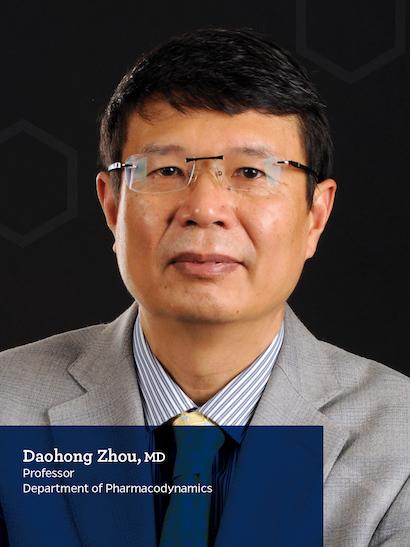 Daohong Zhou headshot