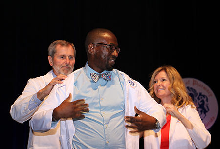 2018 White Coat Ceremony