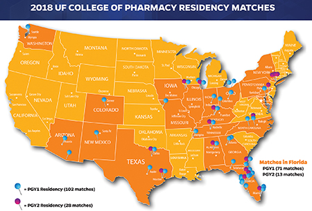 Residency Map Slider