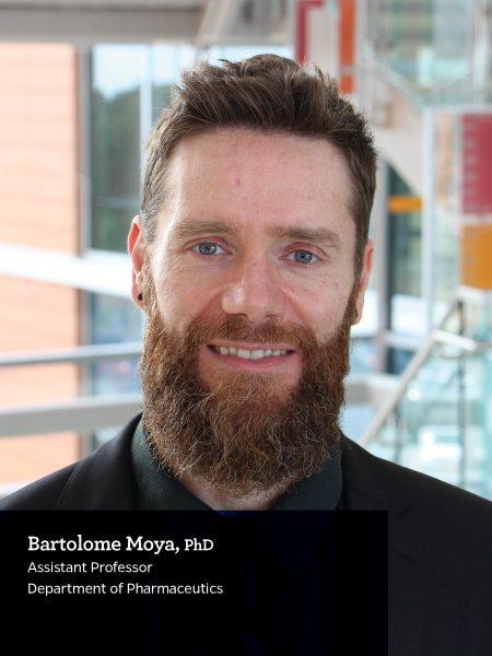 Bartolome Moya headshot