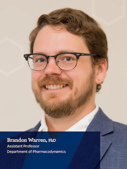 Brandon Warren headshot