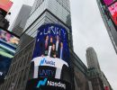 Dr. Daohong Zhou participates in opening bell ceremony at NASDAQ