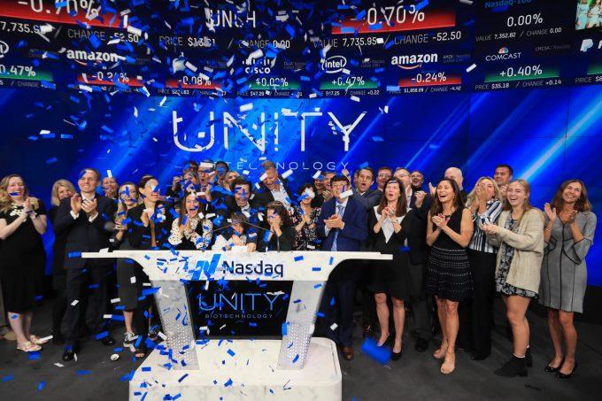 Unity NASDAQ
