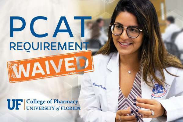 PCAT requirement waived