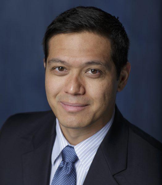 Eric Krause, Ph.D., associate professor