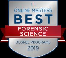 Online Masters Best Forensic Science Program 2019