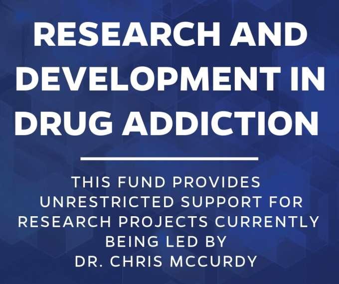 Drug Discovery - McCurdy Fund