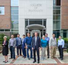 All 10 tenure-track pharmacodynamics faculty in the UF College of Pharmacy are federally funded.