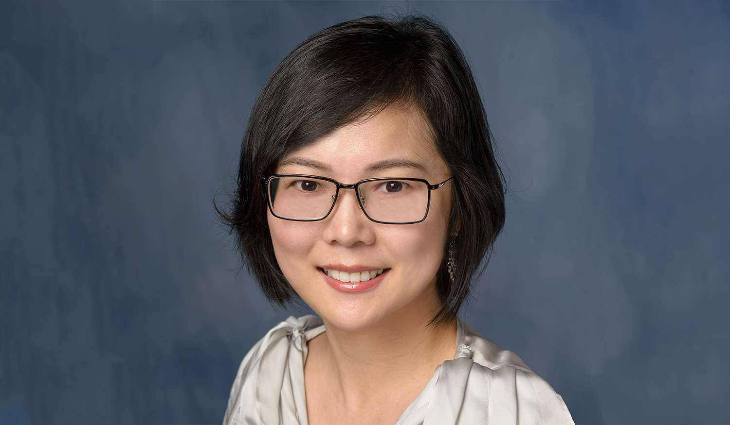 Lina Cui, Assistant Professor College of Pharmacy, Dept of Med Chem