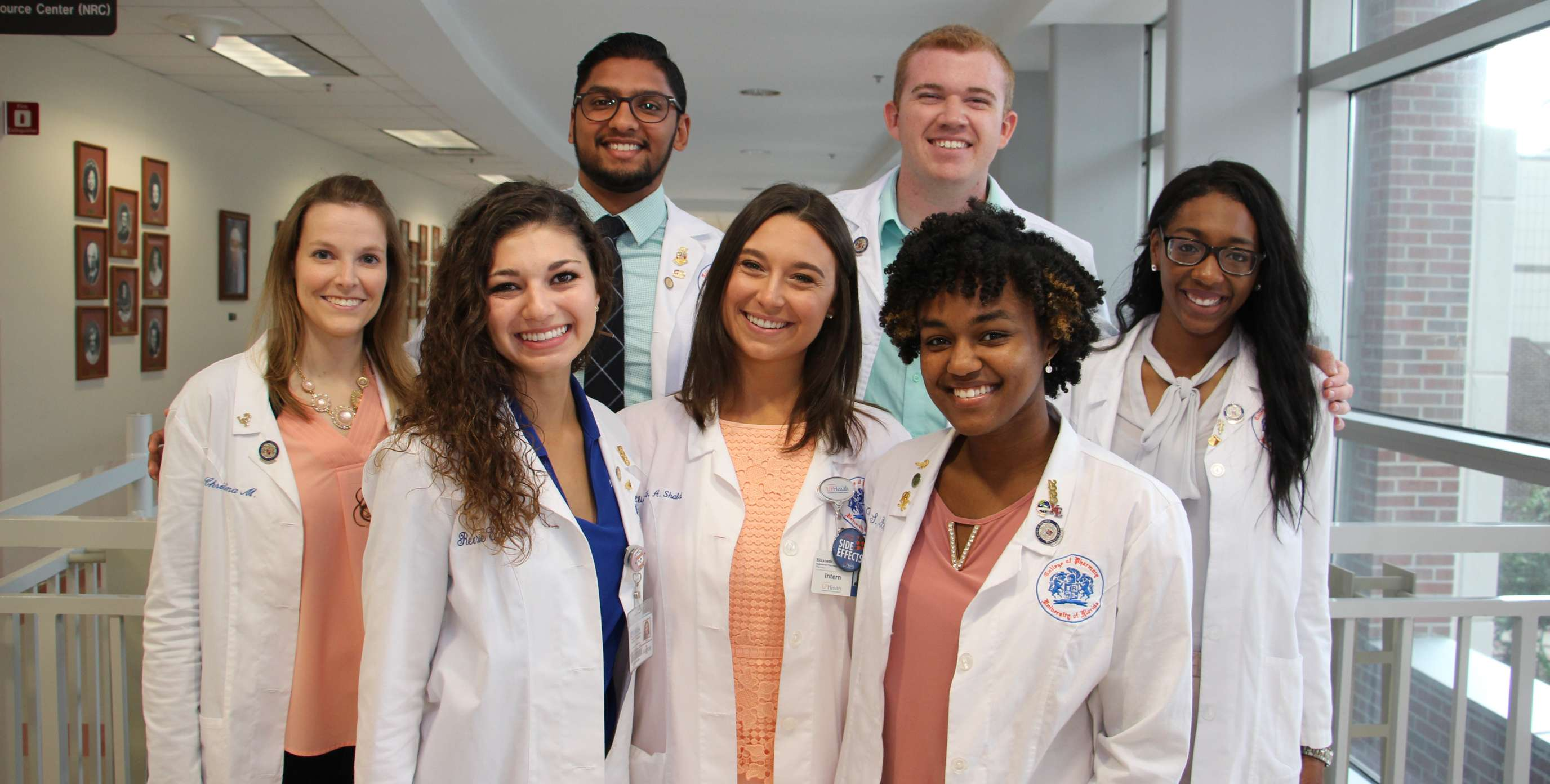 University of Florida College of Pharmacy Pharm.D. Students