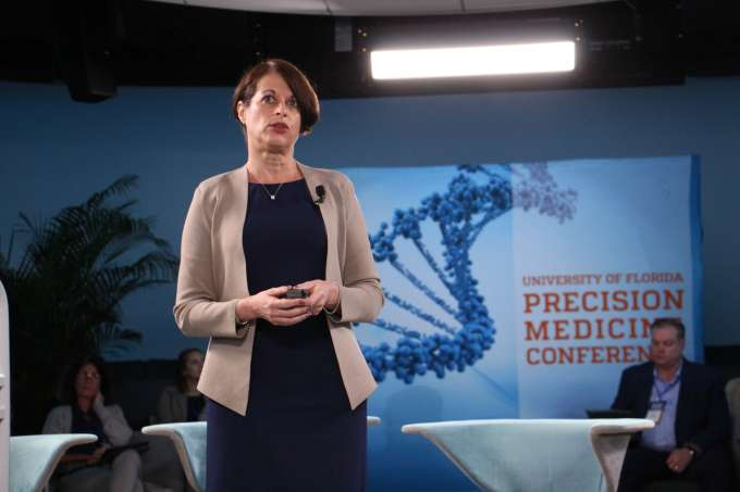 Julie Johnson Precision Medicine Conference