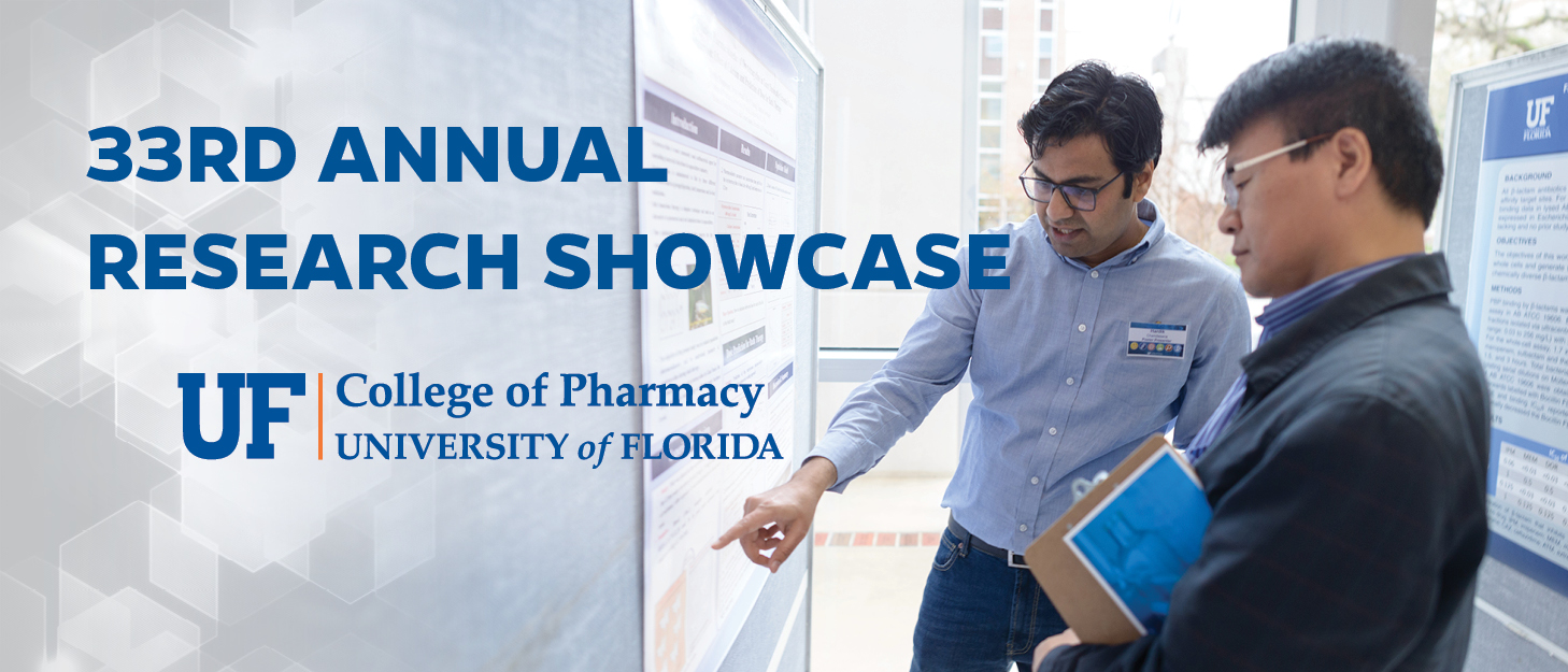 33rd annual research showcase