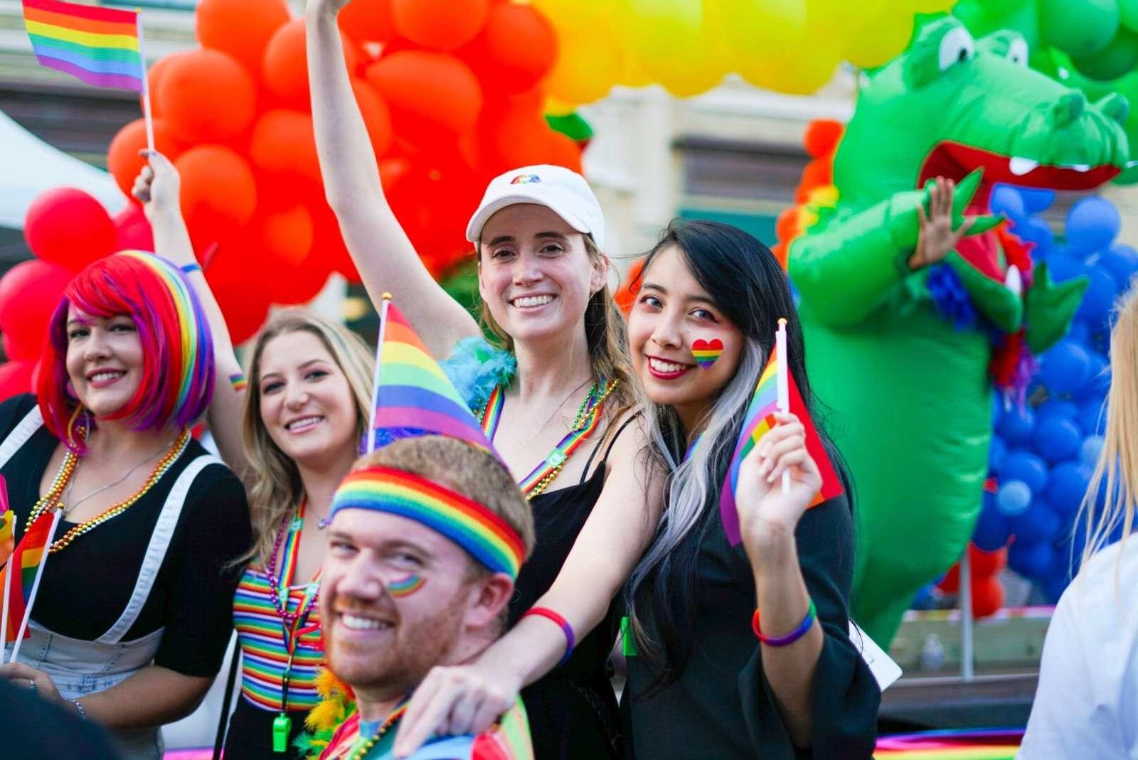 Pride Parade Jax
