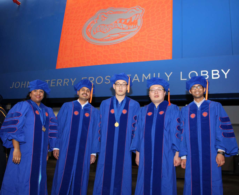 Fall 2019 Ph.D. Grads