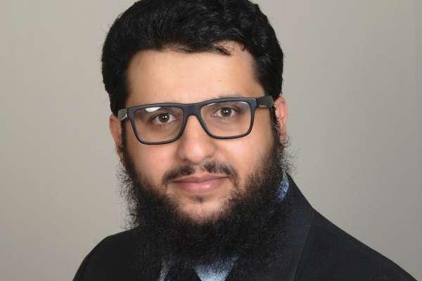 Hussain Alqhtani headshot