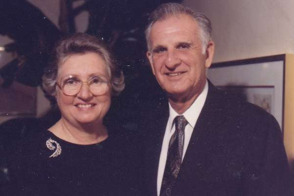 Joyce and Menday