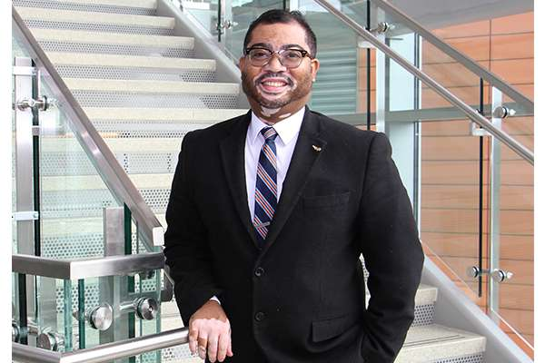 Dr. John Allen was appointed the UF College of Pharmacy's first associate dean for diversity, inclusion and health equity on Jan. 1, 2021.