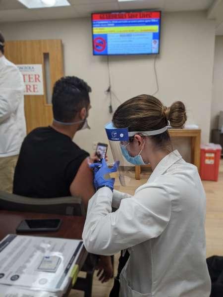 Orlando Students Vaccines
