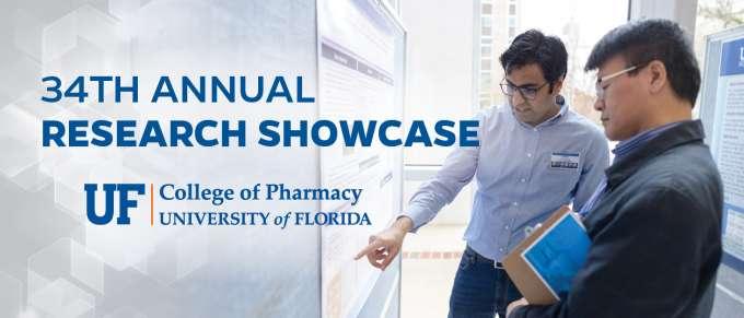 34th annual research showcase