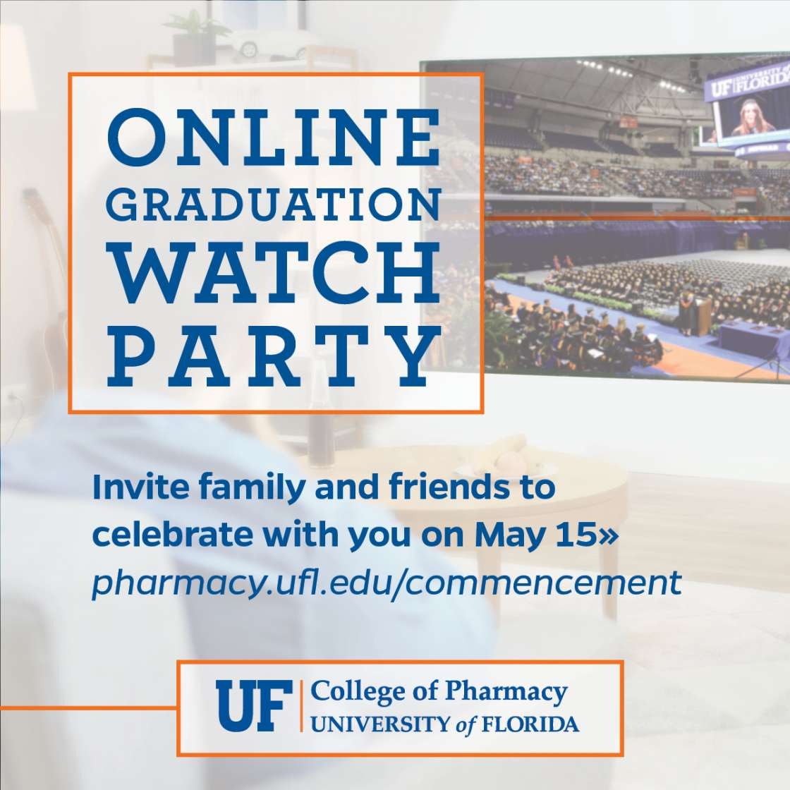 Graduation Watch Party
