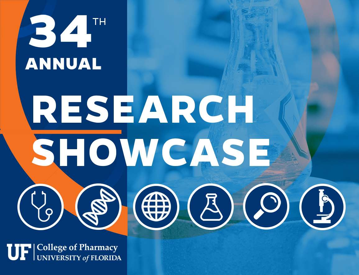 34th annual UF College of Pharmacy Research Showcase 2021