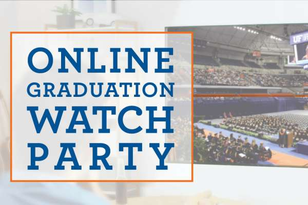 Graduation Watch Party