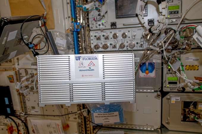 ISS photo